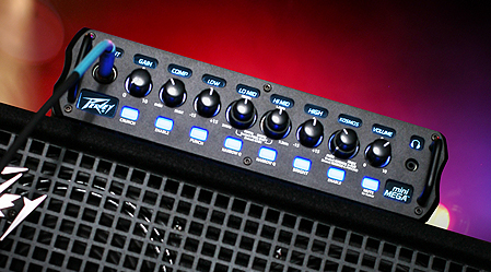 acoustic bass amplifiers